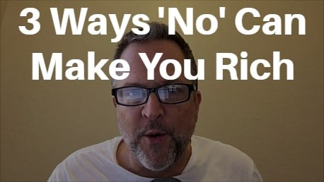 3 ways no can make you rich
