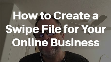how to create a swipe file