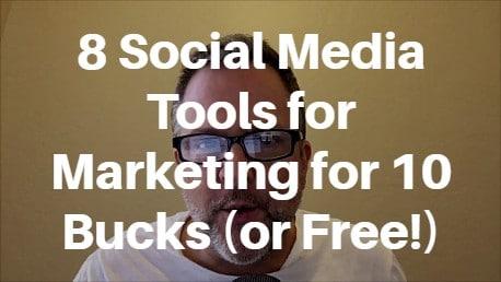 social media tools for marketing