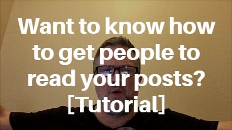 read your posts - Kenneth Holland